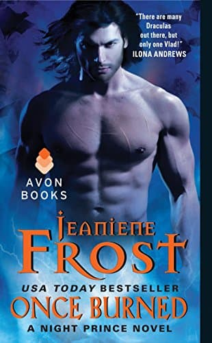 the night prince series: frost burned