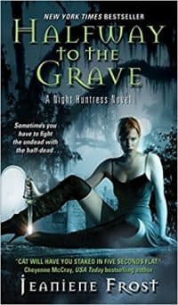 paranormal erotica: halfway to the grave