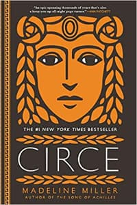 Books with witches: Circe
