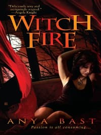 Books with Witches: Witch fire