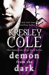 Books with witches: Demon from the Dark