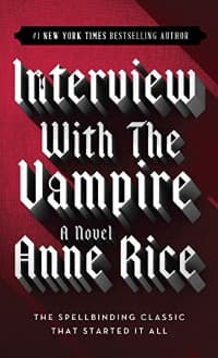 Paranormal romance books: anne rice: interview with the vampire