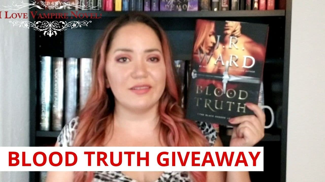 BLOOD TRUTH by J.R. Ward – Book Review & Giveaway!
