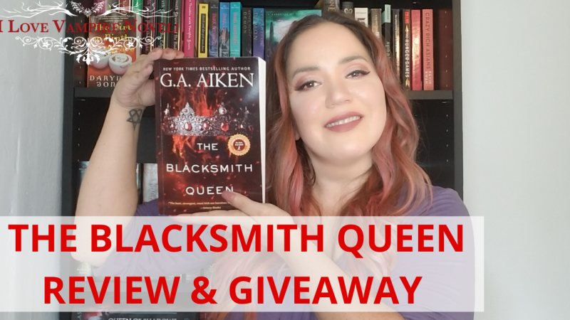 The Blacksmith Queen – Book Review & Giveaway!