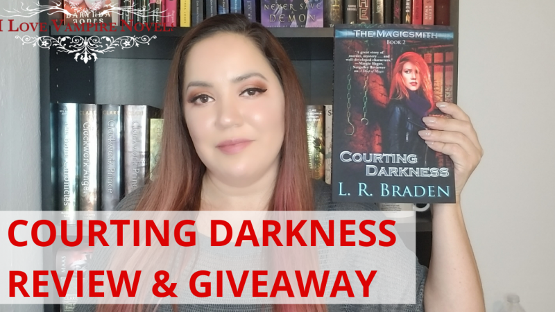 COURTING DARKNESS – Review & Giveaway!