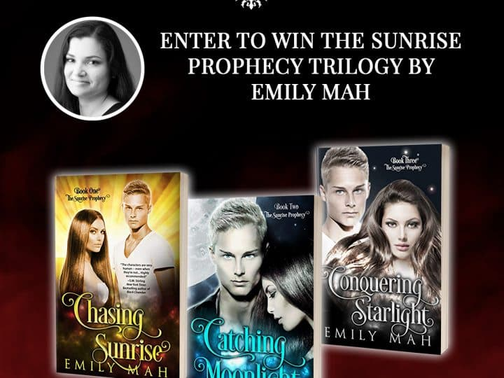 Enter To Win CONQUERING STARLIGHT by Emily Mah!