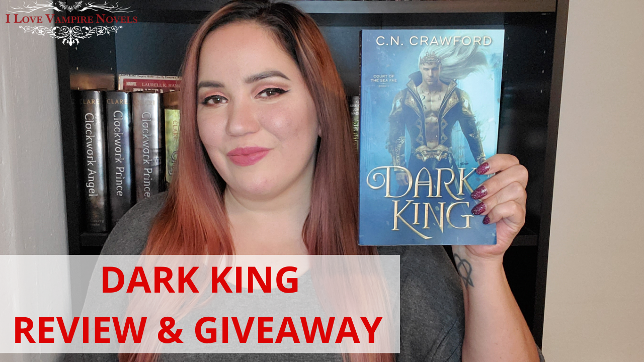 DARK KING by C.N. Cawford – Review & Giveaway!