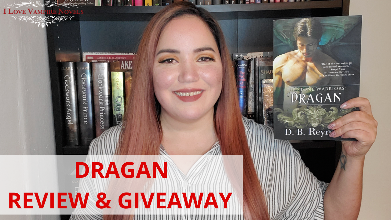DRAGAN by D.B. Reynolds – Review & Giveaway!