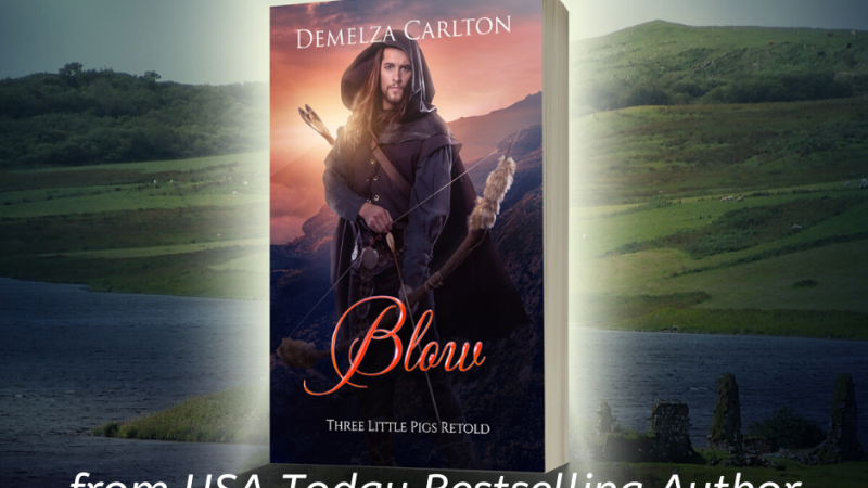 Win A Paperback Book From USA Today Bestselling Author Demelza Carlton!