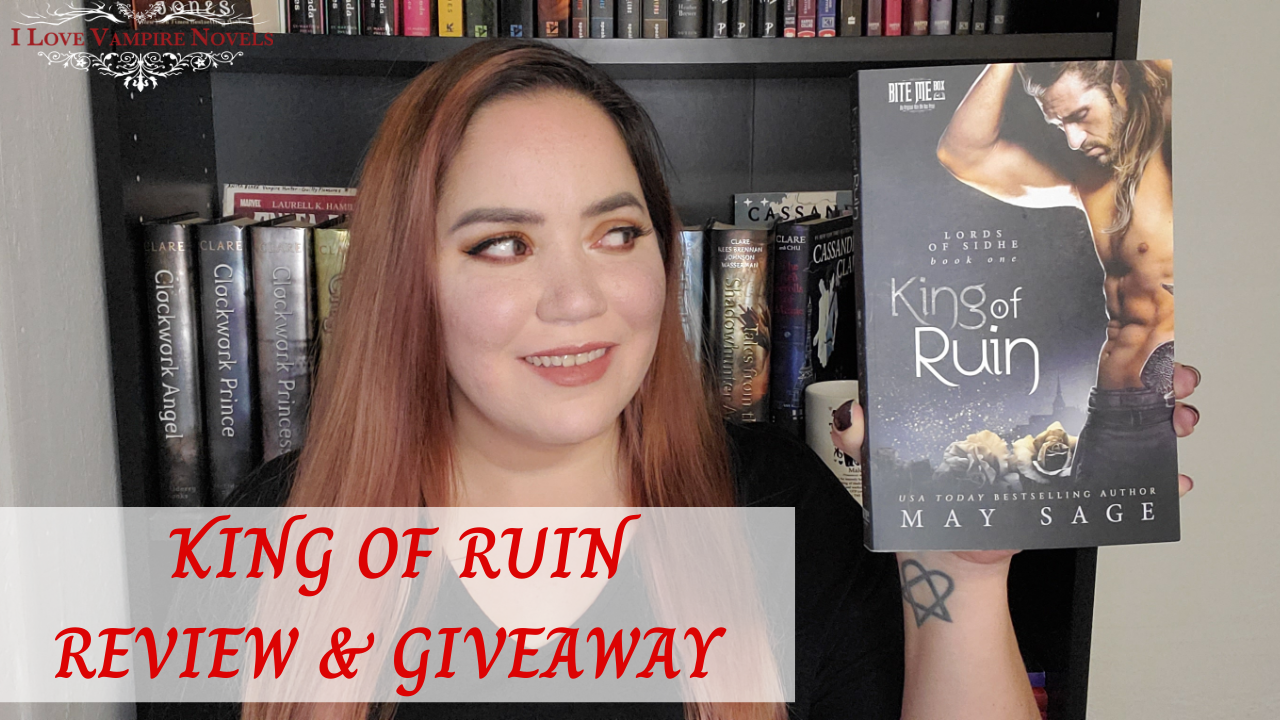 KING OF RUIN by May Sage – Review & Giveaway!