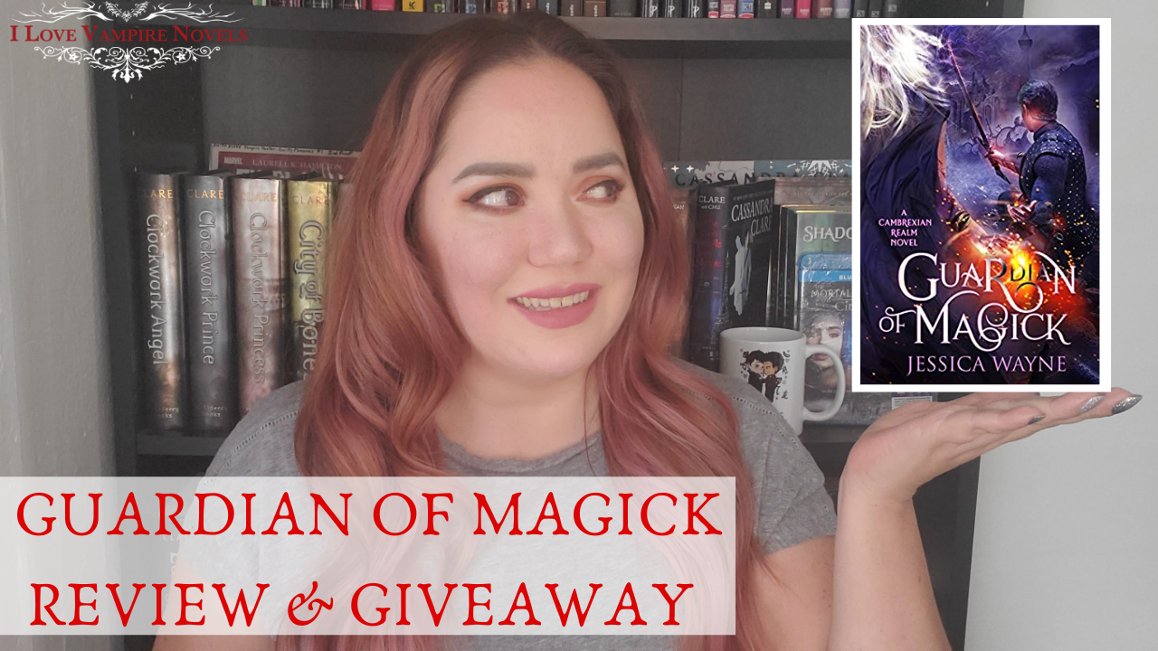 GUARDIAN OF MAGICK by Jessica Wayne – Review & Giveaway!