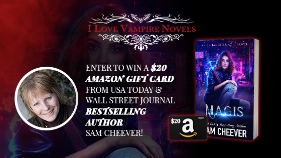 Win A $20 Amazon Gift Card From USA Today Bestselling Author Sam Cheever!