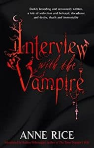 Best Vampire Books: Interview with the Vampire - Anne Rice