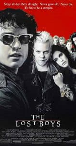 The Lost Boys (1987) Vampire Movies With Romance