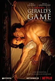 Gerald's Game (2017) Scariest Movies On Netflix