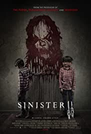 Sinister 2 (2015) Scary Movies On Netflix