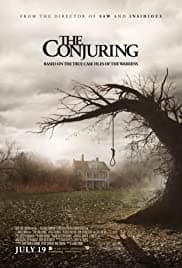 The Conjuring (2013) Scariest Movies On Netflix