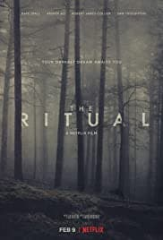 The Ritual (2017) Scariest Movies On Netflix