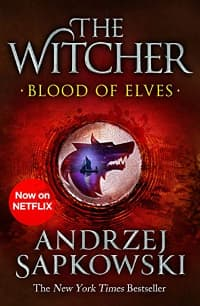 the witcher books series: blood of elves