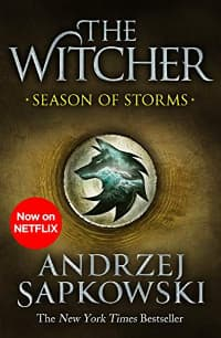 the witcher book series: season of storms