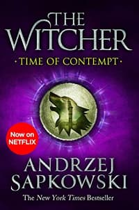 witcher books series: time of contempt