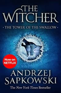 the witcher books series: the tower of the swallow
