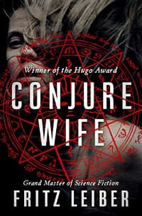 Books with witches: conjure wife