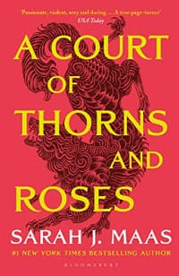 paranormal romance books: a court of thorns and roses
