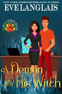 demon romance books: a demon and his witch