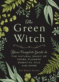 Books with witches: the green witch