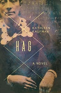 books with witches: hag