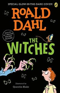 Books with witches: Roald Dahl