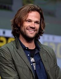 supernatural cast: jared padalecki