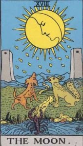 Moon Tarot Cards: The Meaning of The Moon in Tarot