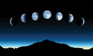 Moon Tarot Cards: Phases of the Moon
