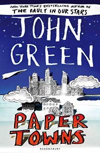 good books for teens: paper towns