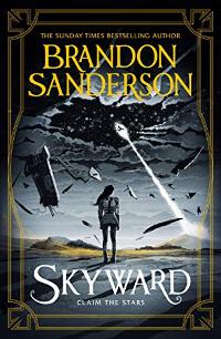 good books for teens: skyward