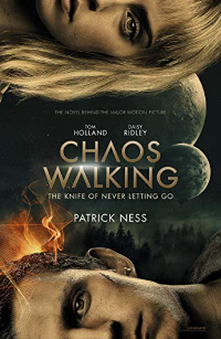 good books for teens: the knife of never letting go: chaos walking