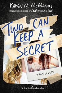 good books for teens: two can keep a secret