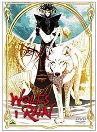 werewolf anime: wolf's rain