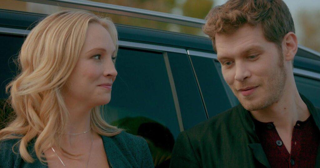 The Vampire Diaries Caroline