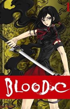 vampire anime: blood c