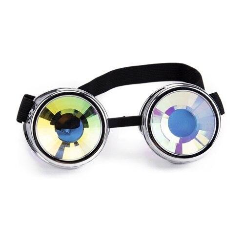 steampunk goggles: KALEIDOSCOPE